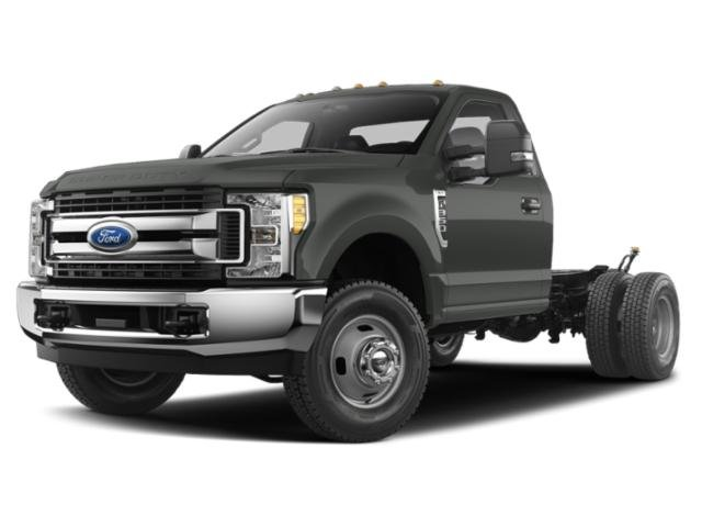 Pre-Owned 2018 Ford Super Duty F-350 DRW XL
