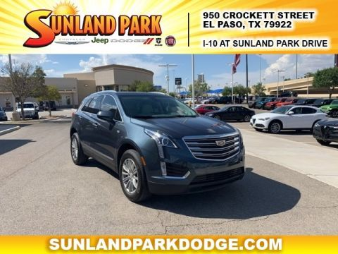 Pre-Owned 2019 Cadillac XT5 Luxury FWD