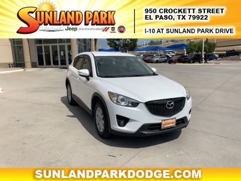 Pre-Owned 2015 Mazda CX-5 Touring