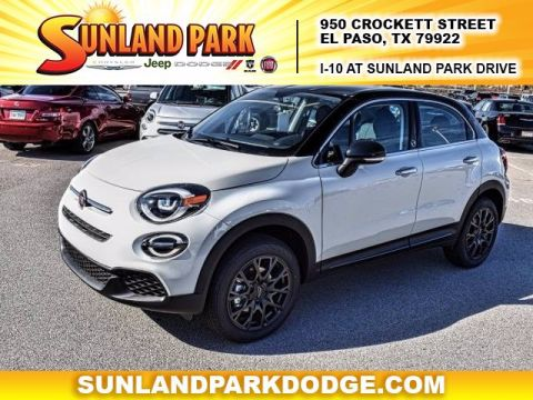 New 2019 FIAT 500X 120th Anniversary Edition